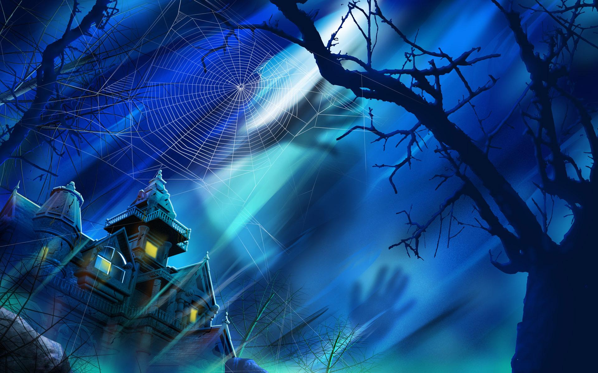 Halloween - holiday desktop wallpaper